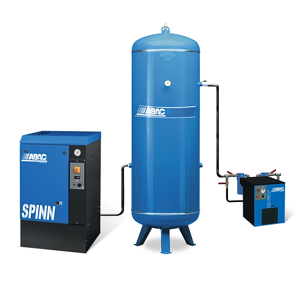 Compresseur ABAC-Spinn-55-2