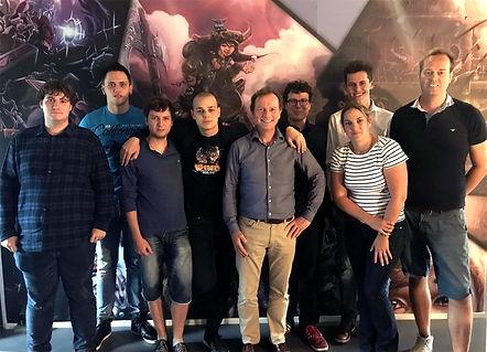 The Wind Tales Development Team