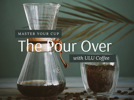 Master Your Cup: The Pour Over
