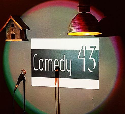 Room 43 london stand u comedy