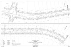 Large Topographic Survey