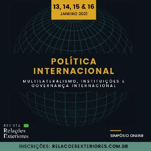 1º Simpósio de Política Internacional