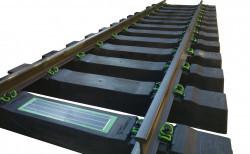 Itália testa construção de trilhos de trem usando material reciclável com geração de energia solar