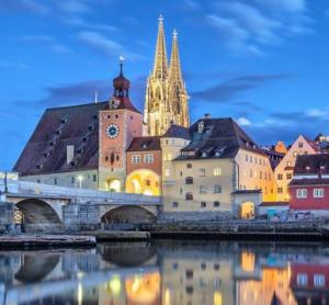 Agência Estatal de Energia e Proteção Climática em Regensburg - Baviera