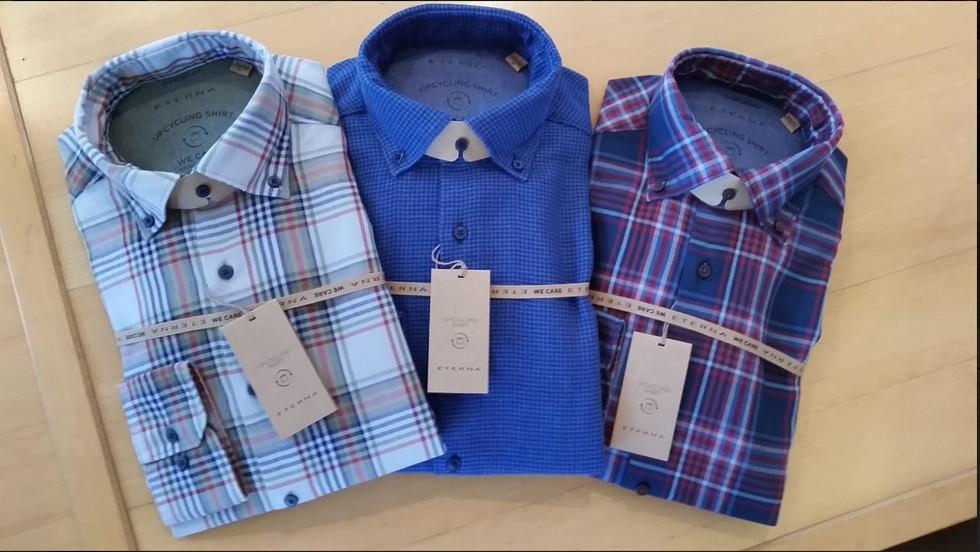 Hemden Ökologisch