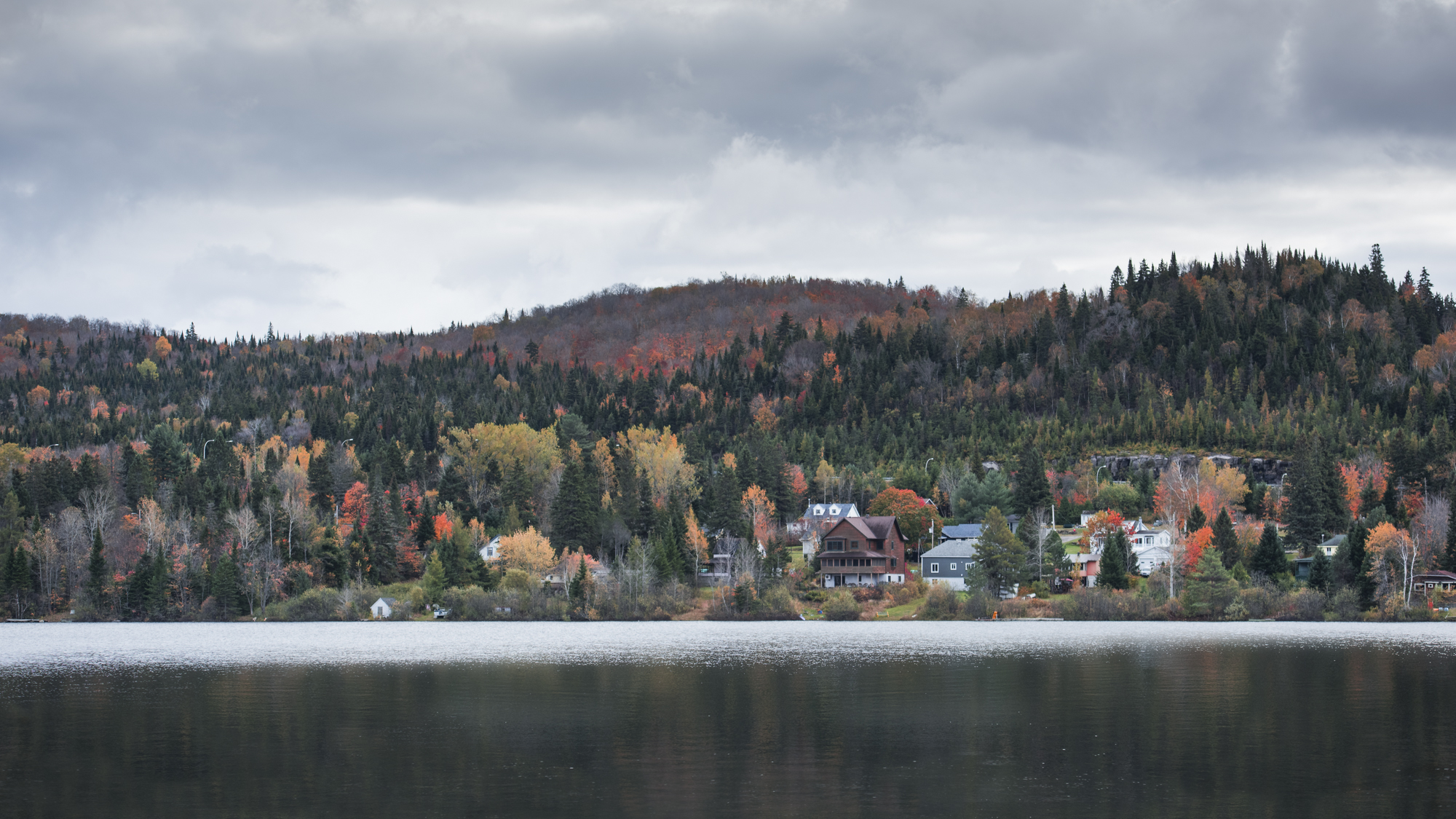 Quebec in autumn