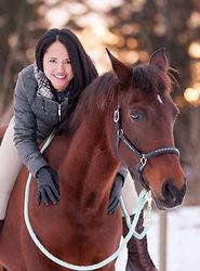 Horse Traner Dianna Epps
