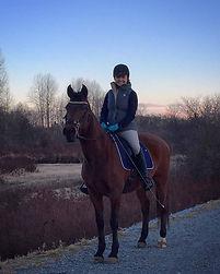 Horse Traine Dianna Epps