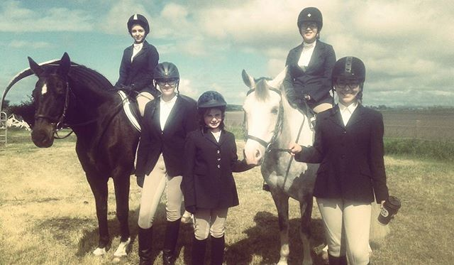 Capriole Academy's Jr. Riding Team