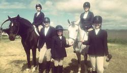 Capriole Academy's Jr. Riding Team