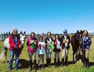 The Capriole Academy Jr. Show Team