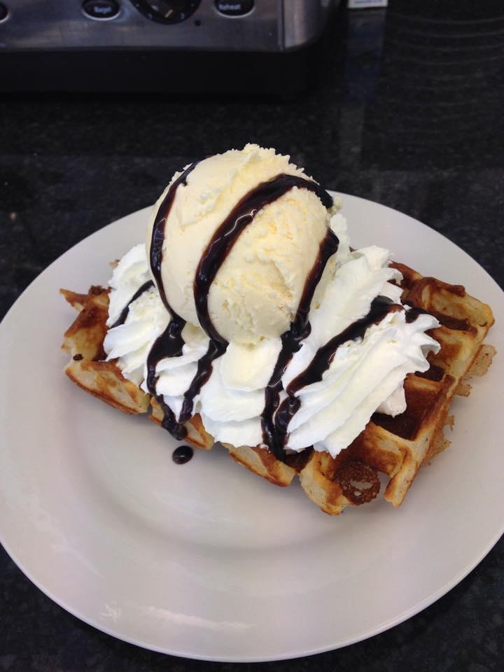 IB waffle