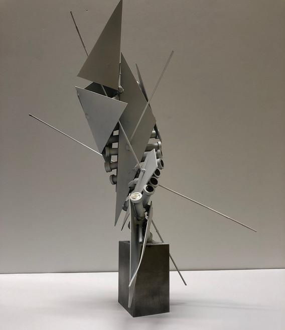 Spine Model A.