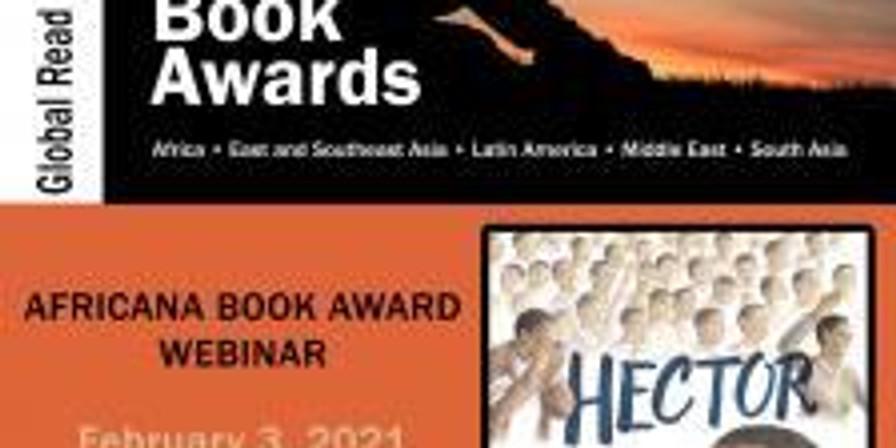 Global Read Webinar Series 2021: Africana Book Award