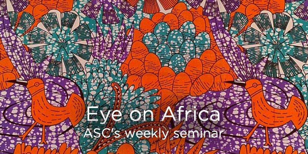 Eye on Africa Speaker Series | MSU