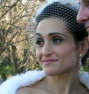 Maria's Wedding Makeup