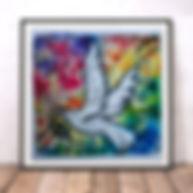 A_VoteForMe_Rainbow Dove_ArtPrint.jpg