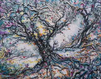 Winter Hawthorns
