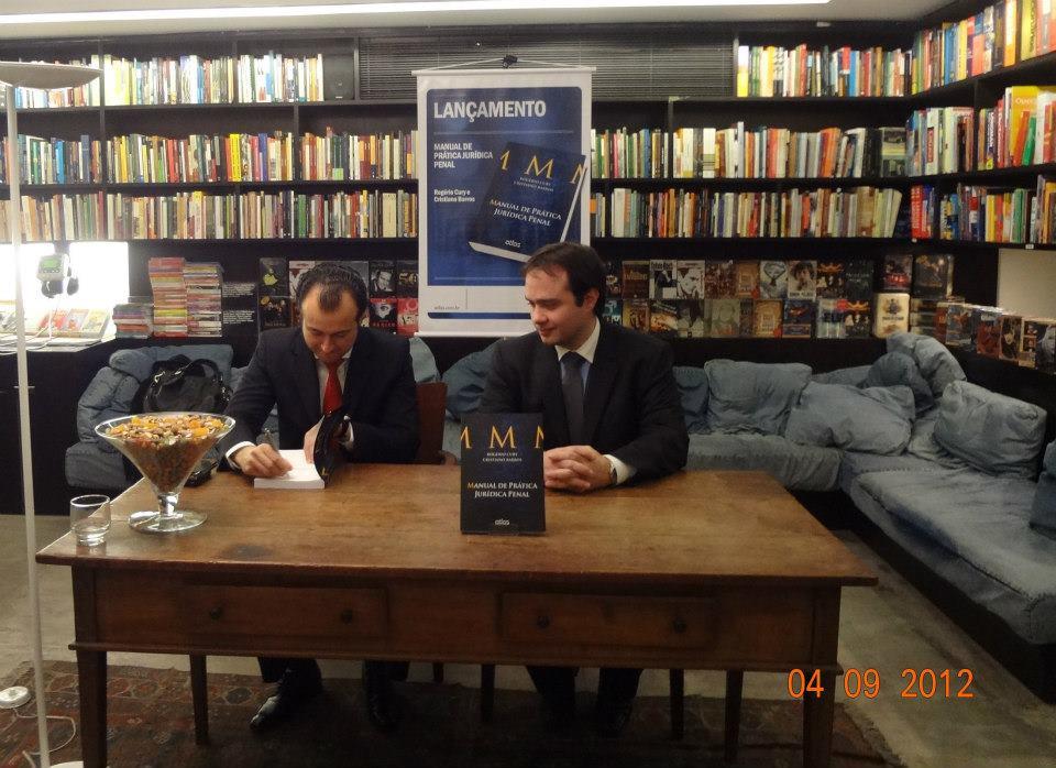Rogério Cury e Cristiano Barros