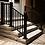 Thumbnail: Poteaux de terrasse et d'escalier en aluminium (Noir)