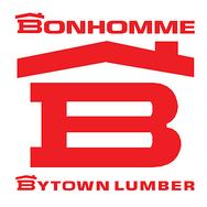BONHOMME BYTOWN LUMBER LOGO