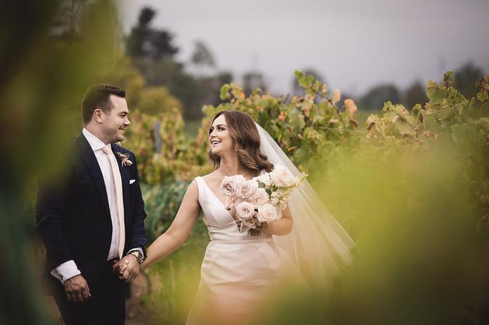 Southern Highland Winery Wedding Photography - Emma and Mitch