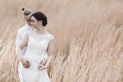 same sex wedding photography - Amy and Bethany -