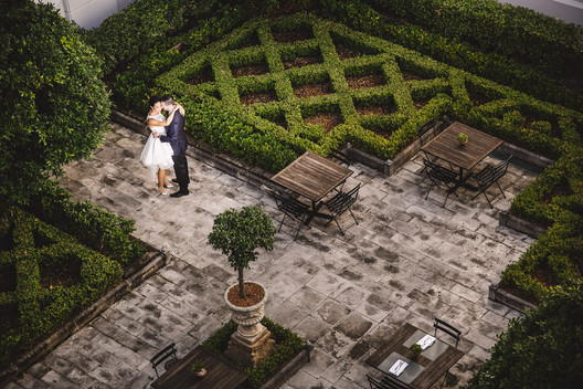 The Intercontinental Double Bay Wedding - Val and JS