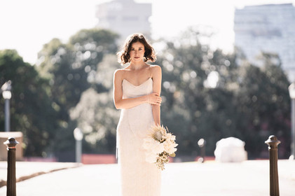 Sydney University Wedding Dress