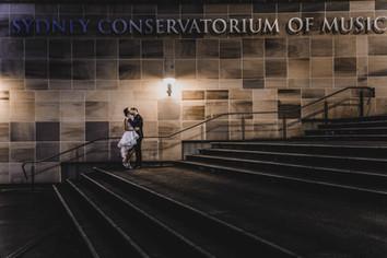 Sydney Conservatorium of Music Wedding - Valerie and Jean Sebastian