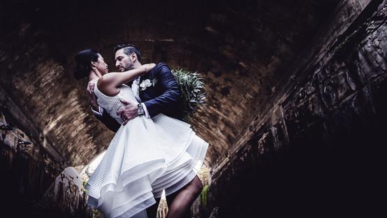 Circular Quay Wedding Photography - Val and JS