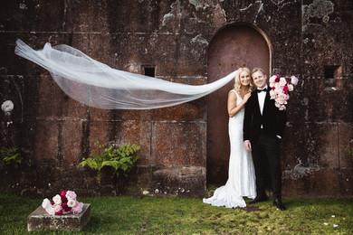 Gunners Barracks Wedding - Cassie and Nick