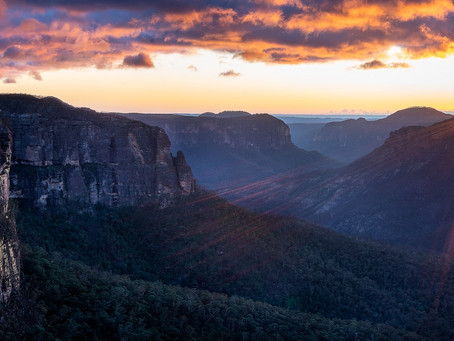 Blue Mountains Destination Wedding Anyone?