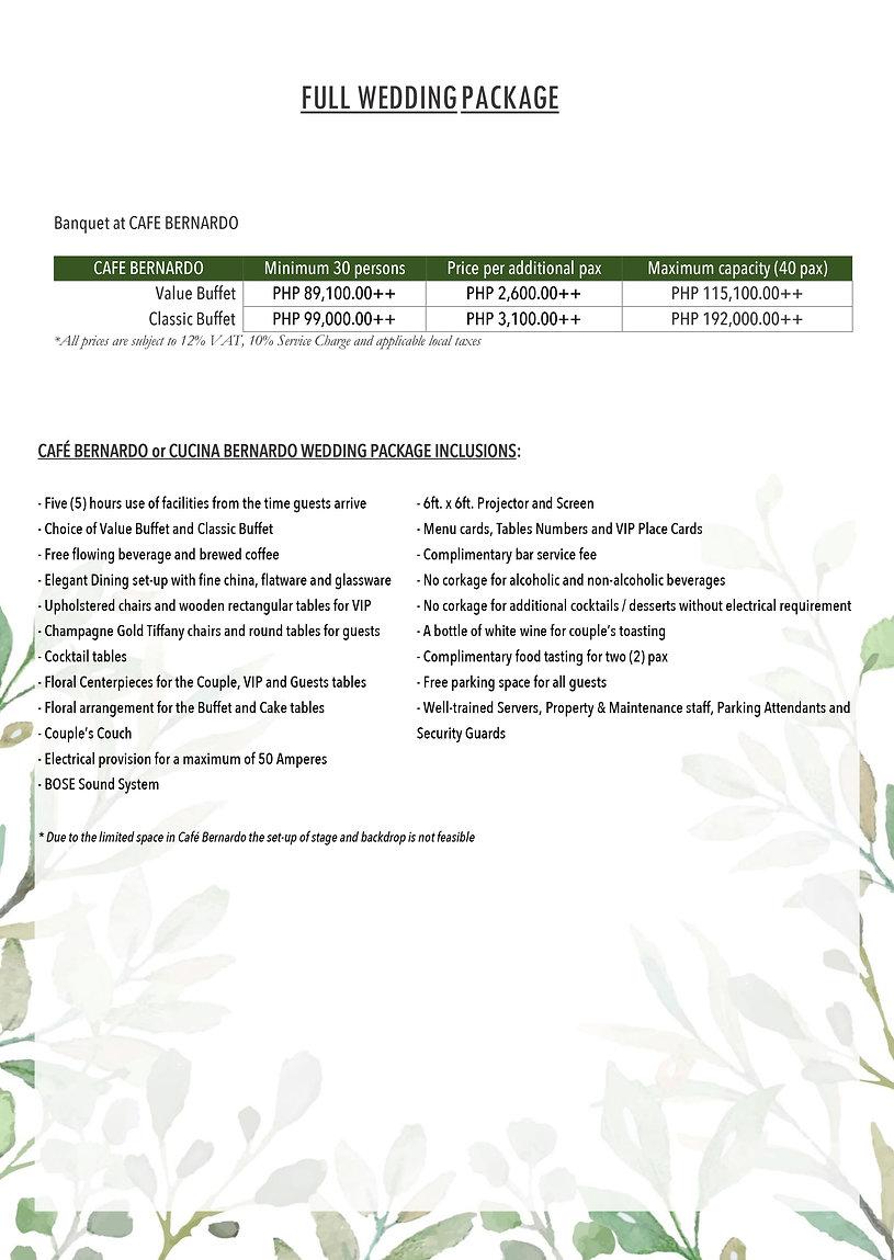 Cafe Bernardo Full Wedding Package.jpg