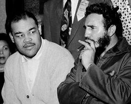 Joe Louis and Fidel Castro