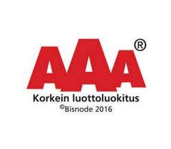 AAA - Luottoluokitus