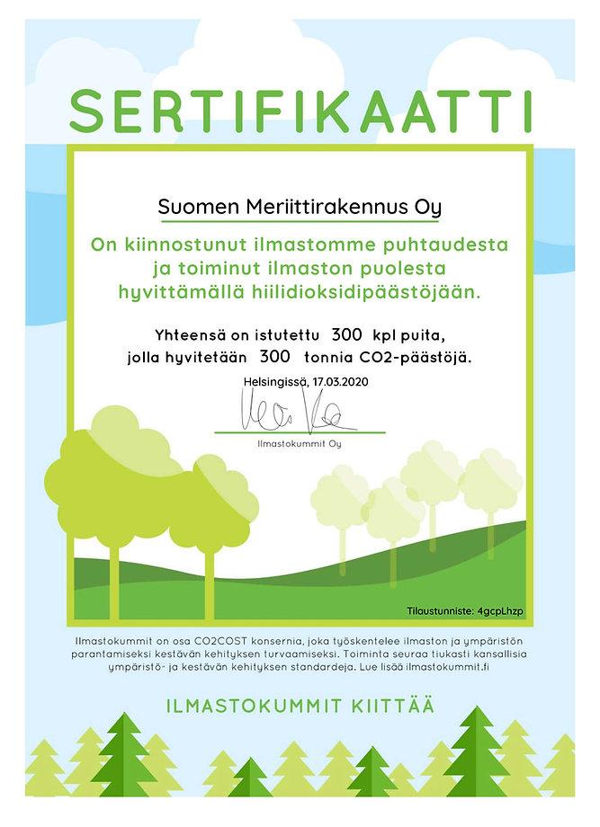 Ilmastosertifikaatti-2020-Meriittirakenn
