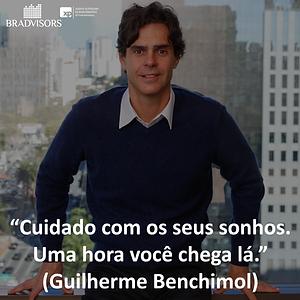 Guilherme Benchimol - Capa Facebook + In