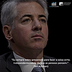 Capa Facebook + instagram - Bill Ackman_