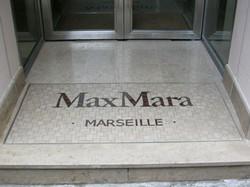 Entrée Maxmara Marseille
