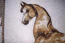 Détail cheval