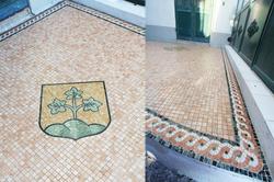 Terrasse en marbre