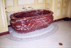 sol_de_salle_de_bains_en_mosaïques_de_marbre
