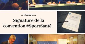 Le Centre Sport-Santé de Fontainebleau à la Une de la revue de presse de Télé-matin