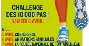 Fontainebleau, carrefour du Sport-Santé.