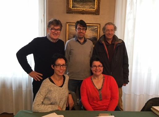 Un nouveau Conseil d'Administration pour l'association Fontainebleau Sport-Santé