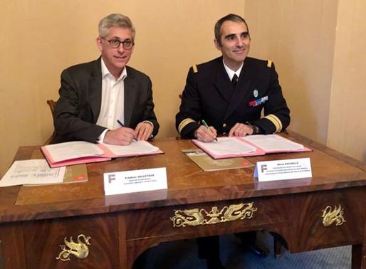 La Ville de Fontainebleau renforce sa coopération avec le CNSD.