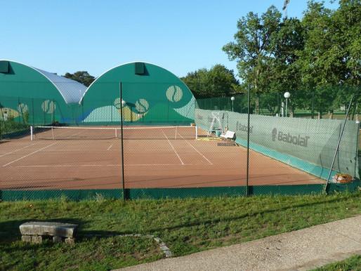 Sport-Santé & Bien-être au tennis Club de Fontainebleau