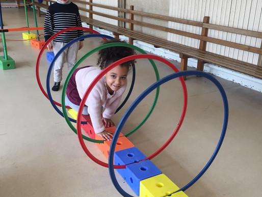 Programme Sport en école maternelle