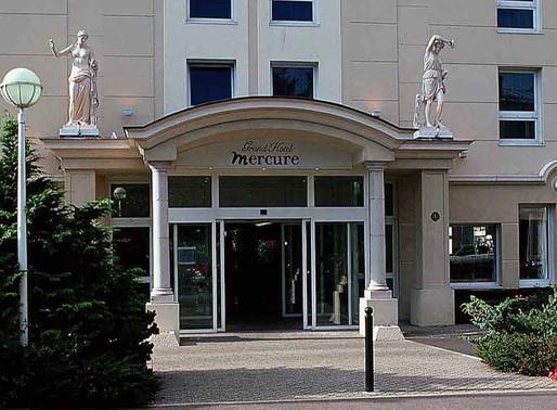 Activités Bien-être à l'hôtel Mercure-Château Fontainebleau.
